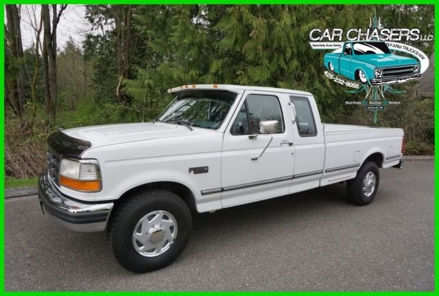 1992 Ford F-250 55K MILES!!