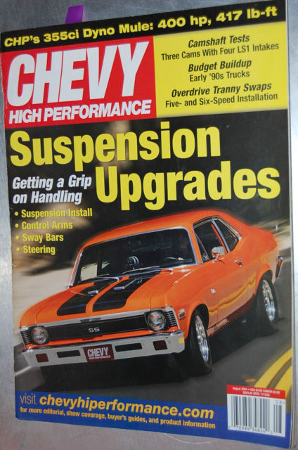 1972 Chevrolet Nova  SS two door coupe