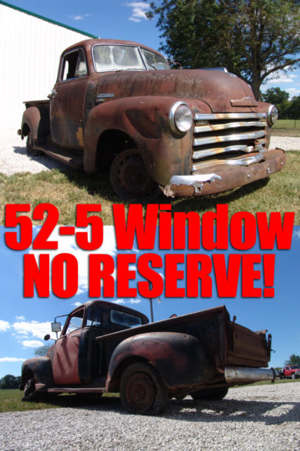 1952 Chevrolet Other Pickups Rustic Yard Art