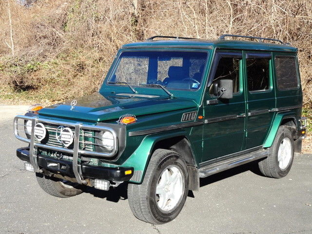 1968 Mercedes-Benz G-Class 1986 G-WAGON 300GD 300-GD DIESEL 4X4 4WD 4-SPEED!