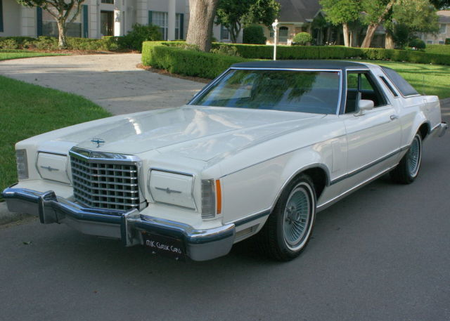 1978 Ford Thunderbird DIAMOND JUBILEE - NO RESERVE