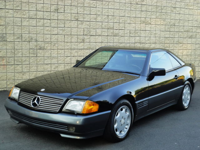 1994 Mercedes-Benz 500-Series SL500 Roadster 2DR CONVERTIBLE COUPE! 106K MILES!