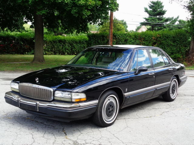 1993 Buick Park Avenue Ultra SUPERCHARGED! LOADED!