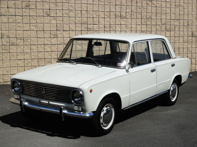1975 Other Makes VAZ 2101 USSR COLLECTIBLE CAR 4-SPEED! SUPER RARE!