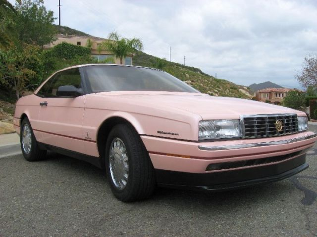 1993 Cadillac Allante Convertible with Hardtop