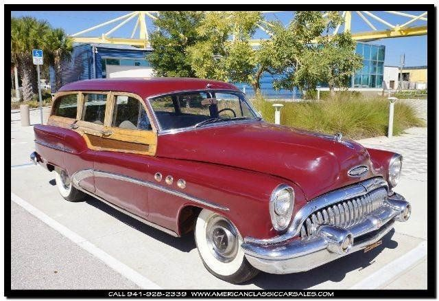 1953 Buick Other Woody