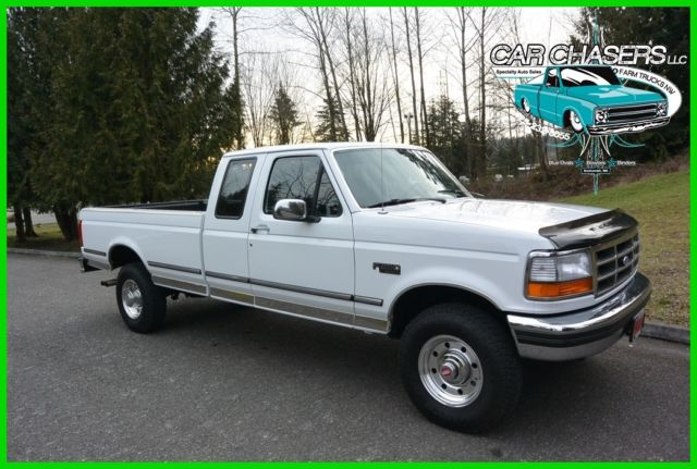 1993 Ford F-250 81K MILES!!