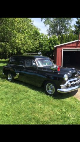 1953 Chevrolet Other Fire Marshals Company car (Sedan Delivery)