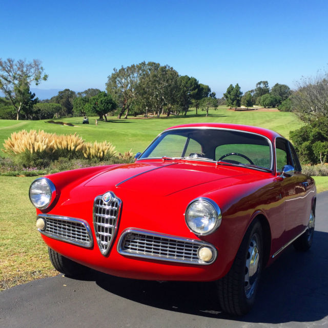 1959 Alfa Romeo Other 101 Sprint Normale