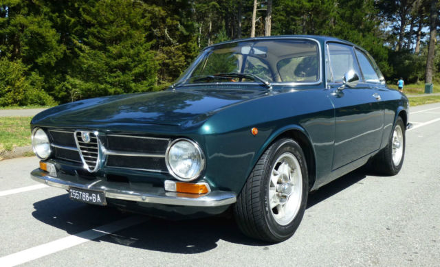 1973 Alfa Romeo Other GT 1600 Junior