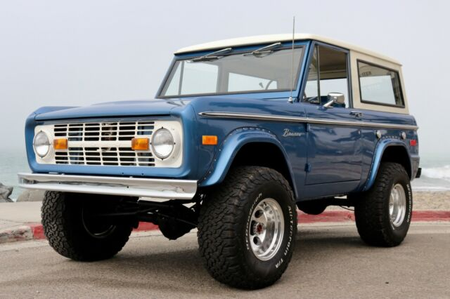 1976 Ford Bronco Explorer