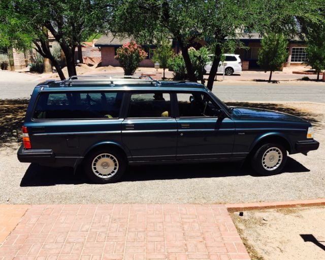 no reserve the nicest 240 wagon for sale in the country 5 speed rh topclassiccarsforsale com Volvo 240 DL Manual Volvo 240 Manual Transmission
