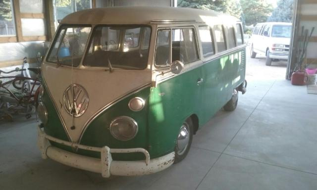 No reserve vw bus transporter split 15 window volkswagen for 15 window bus for sale