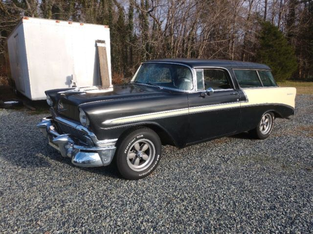 Nomad 1956 Chevy For Sale Photos Technical Specifications