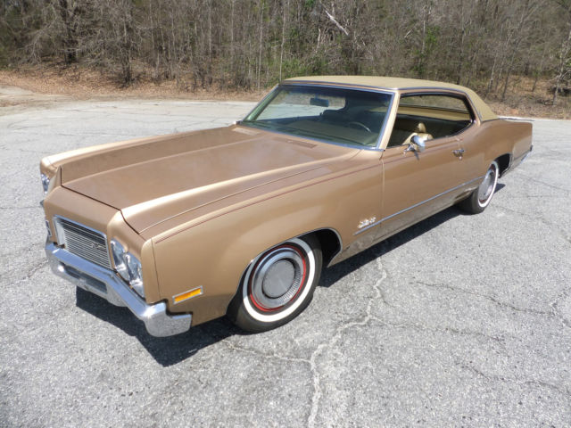1970 Oldsmobile Eighty-Eight