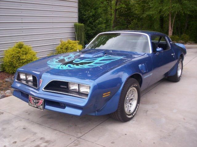 North Carolina (SURVIVOR) 1978 Pontiac Trans am W72 400 4 speed w/ac w/title 81k for sale ...