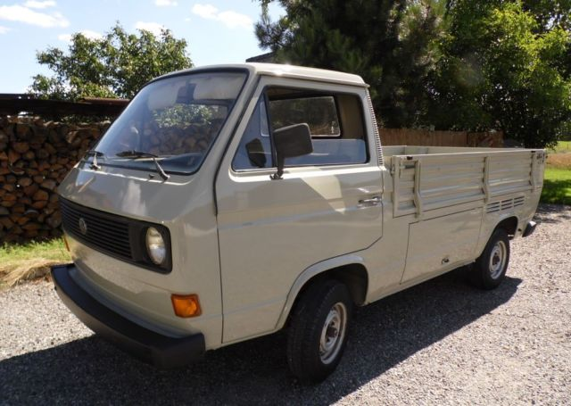 1980 Volkswagen Bus/Vanagon  PICKUP