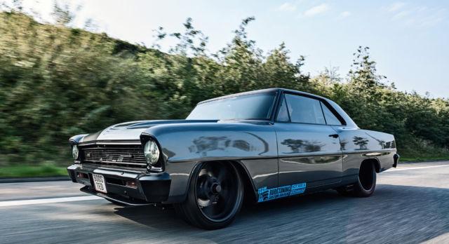 Pro Touring Cars For Sale >> Nova Pro Touring Chevy Nova Chevrolet Show Car Pro