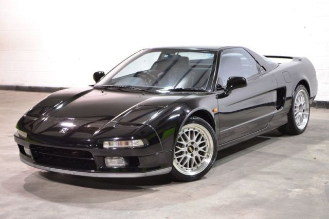 1980 Acura NSX Coupe Black on Black by HONDA