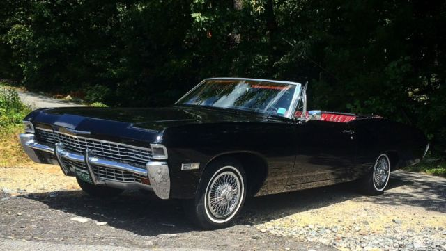 1968 Chevrolet Impala SUPER SPORT 396 BIG BLOCK