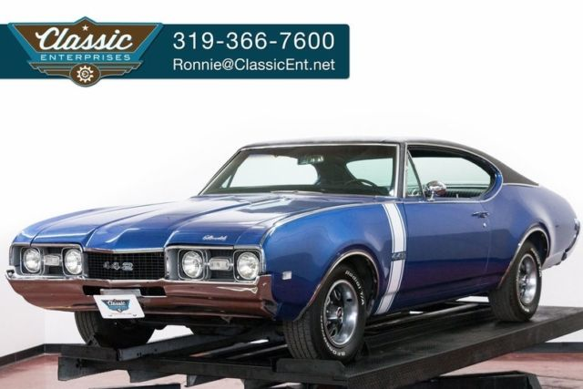 1968 Oldsmobile Cutlass non smoker we ship worldwide and help with finance