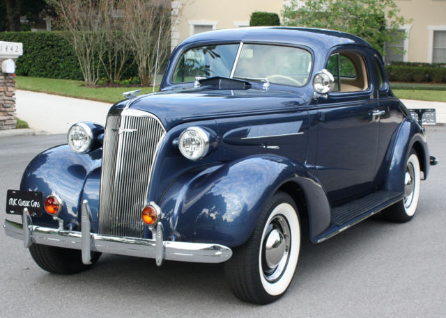 1937 Chevrolet Other Restored