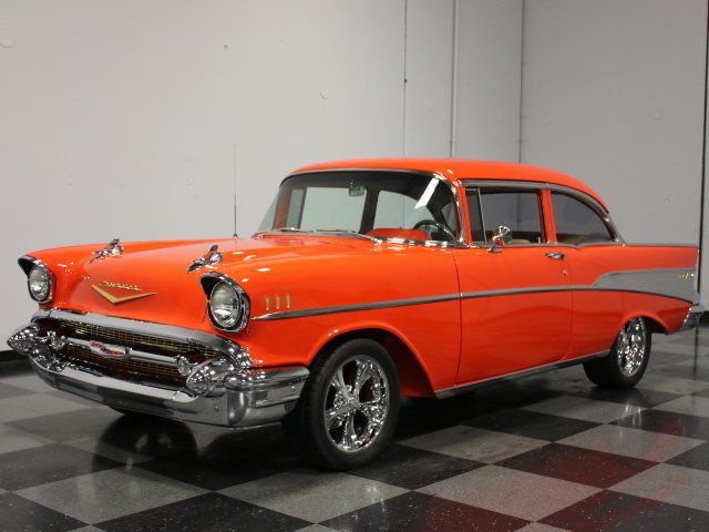1957 Chevrolet Bel Air/150/210 Restomod