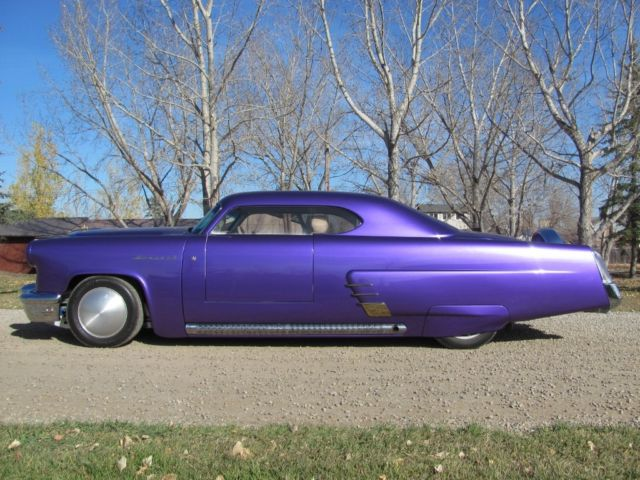 1953 Mercury Monarch Custom Hardtop