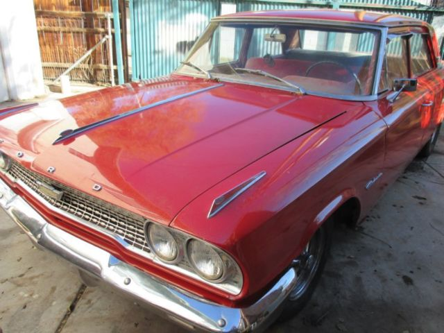 1963 Other Makes FORD GALAXIE SANTA'S SLEIGH