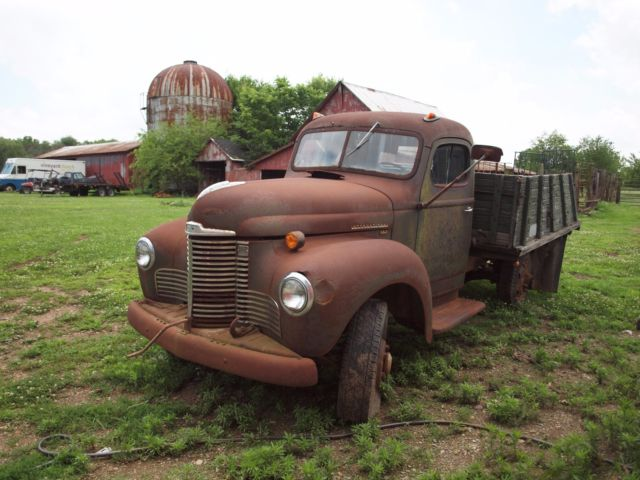 1948 International Harvester Other