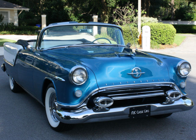 1954 Oldsmobile Eighty-Eight SUPER 88 - RESTORED - 88K MI