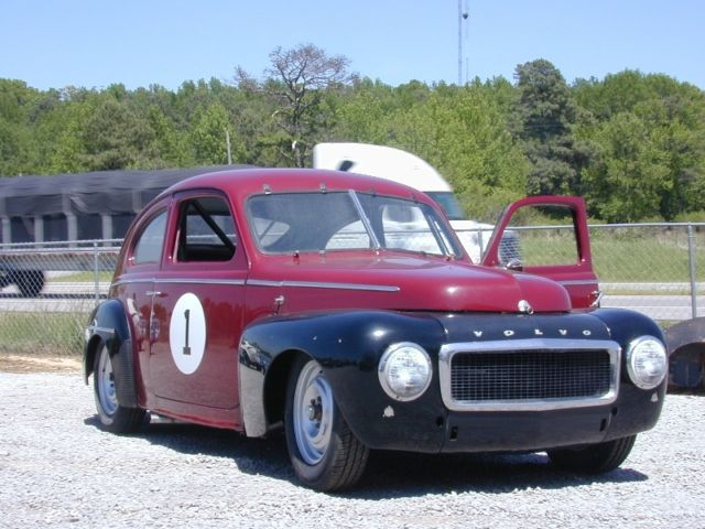 1957 Other Makes Historic VOLVO 444 Race Car   B18 Sport  ... B / Sedan