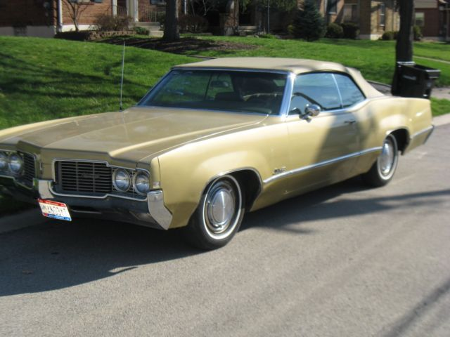 1969 Oldsmobile Eighty-Eight Convertable