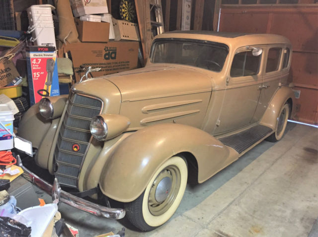 1934 Oldsmobile Other