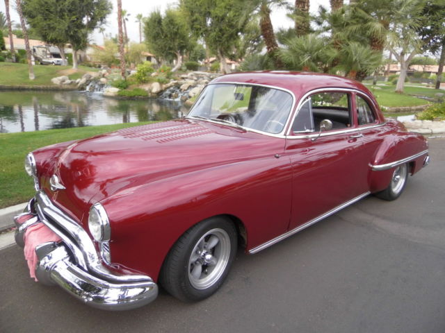 1949 Oldsmobile Eighty-Eight Coupe