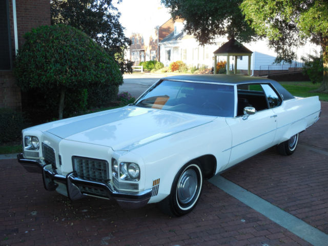 1972 Oldsmobile Ninety-Eight