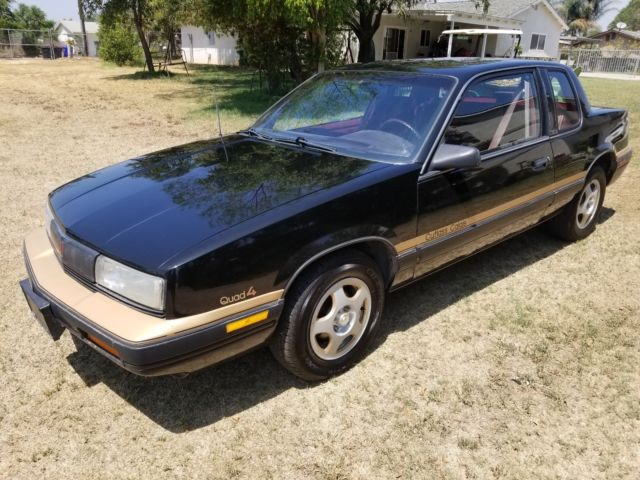 1989 Oldsmobile Cutlass Calais Quad 4