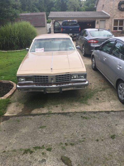 1985 Oldsmobile Eighty-Eight