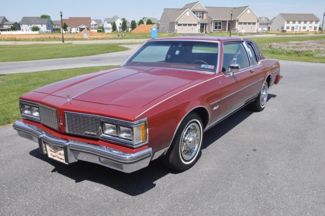 1984 Oldsmobile Eighty-Eight Brougham Coupe
