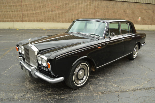 1967 Rolls-Royce Silver Shadow 4 door saloon