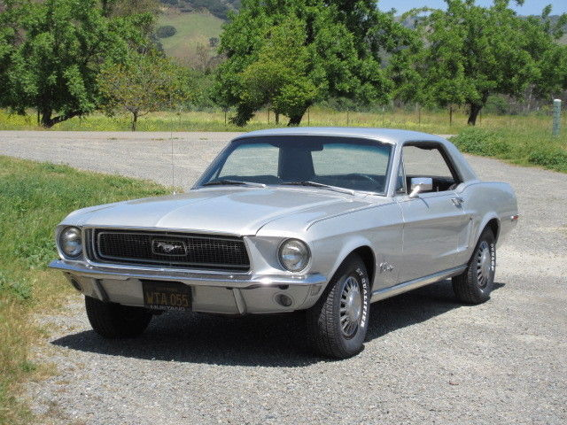 1968 Ford Mustang Base