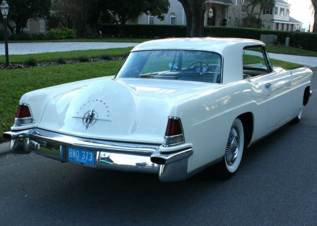 1956 Lincoln Mark Series MARK II - REFRESHED - 1K MILES