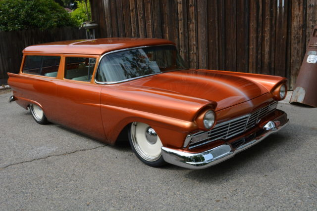 1957 Ford Other CUSTOM RANCH