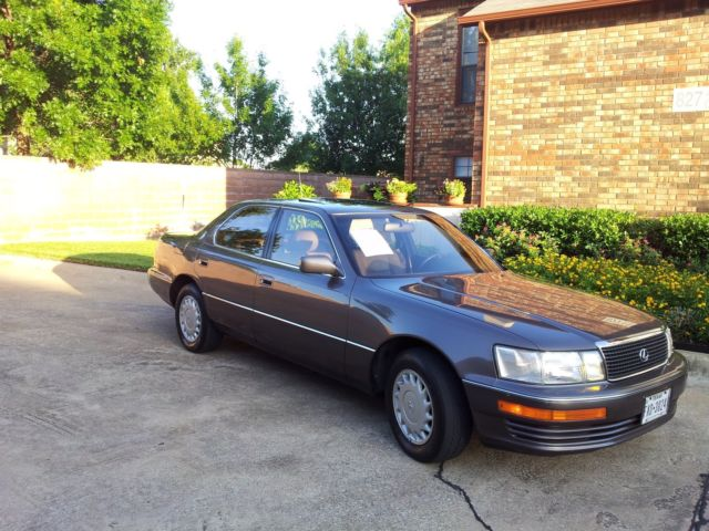 ONE OF A KIND FIND** Lexus LS400 ***46,850 ORIGINAL miles for sale