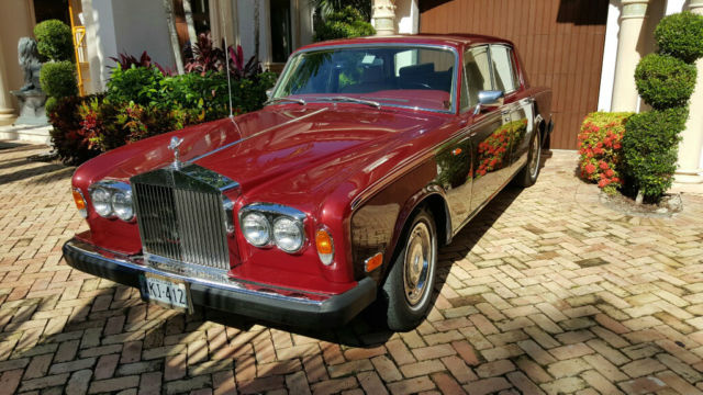 1978 Rolls-Royce Silver Shadow  II -22,000 Miles With Documentation