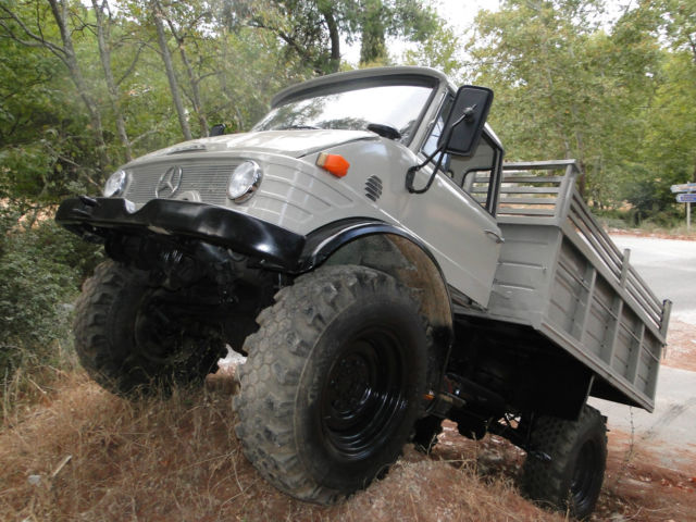 1981 Mercedes-Benz Other UNIMOG 413
