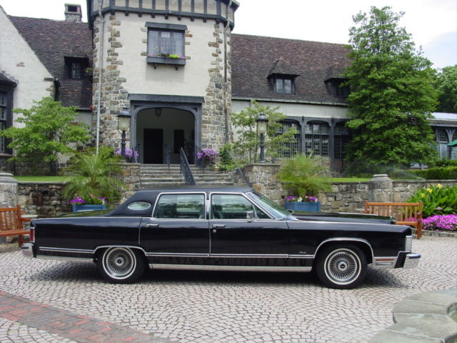 Original Price  Lincoln Town Car Limo