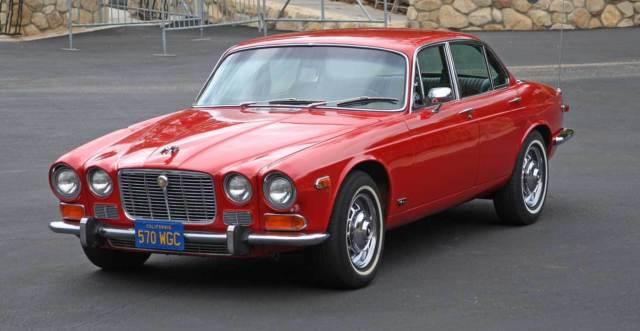 1973 jaguar xj6 for sale