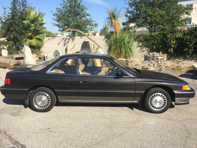 1990 Acura Legend Leather Coupe