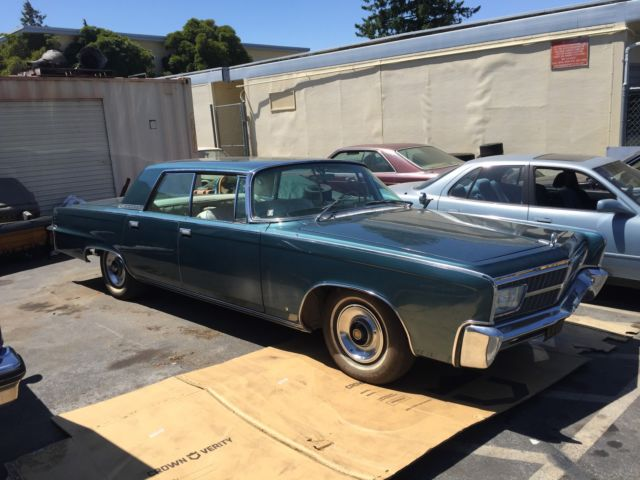 1965 Chrysler Imperial Chrysler dodge Plymouth